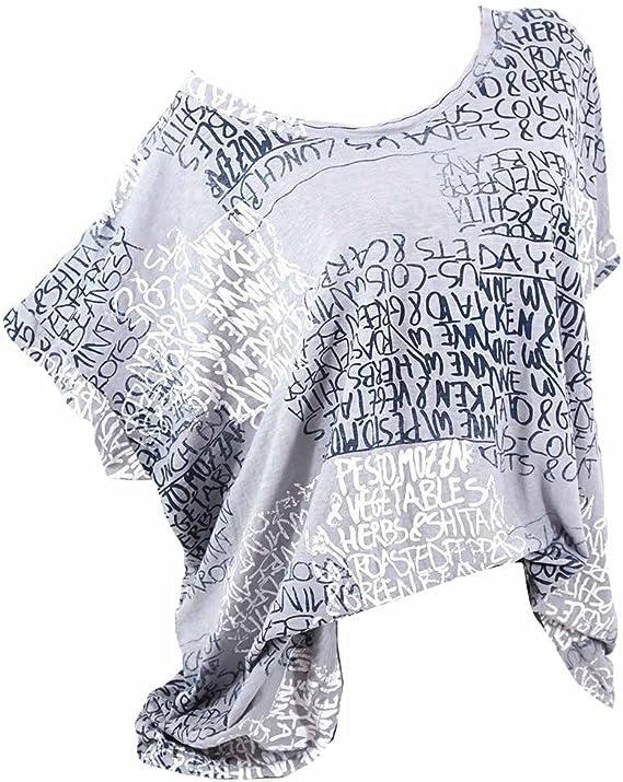 Camisetas Algodon Mujer Ronamick Fiesta Blusa Blanca Mujer ...