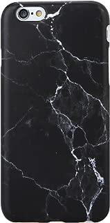 iPhone 6 Case, iPhone 6s Case,VIVIBIN Cute Black Marble Men Women Girls Clear Bumper Best Protective Soft Silicone Rubber Glossy TPU Cover Slim Fit Best Phone Case iPhone 6 6s ?-