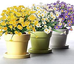 Best artificial patio flowers Reviews