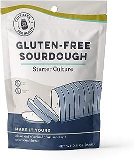 Gluten-Free Sourdough Starter Culture   Cultures for Health   Homemade artisan bread   Heirloom, non-GMO