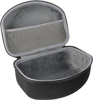co2crea Hard Travel Case for 3M Medium Reusable Half-Mask Respirator Face Piece 1/2 Mask..