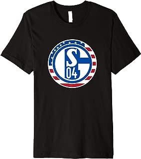 Shirt Schalke Logo USA