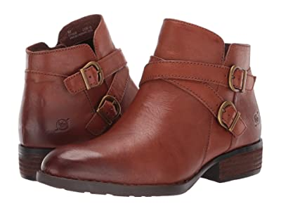 Born Ozark (Brown Full Grain Leather) Women