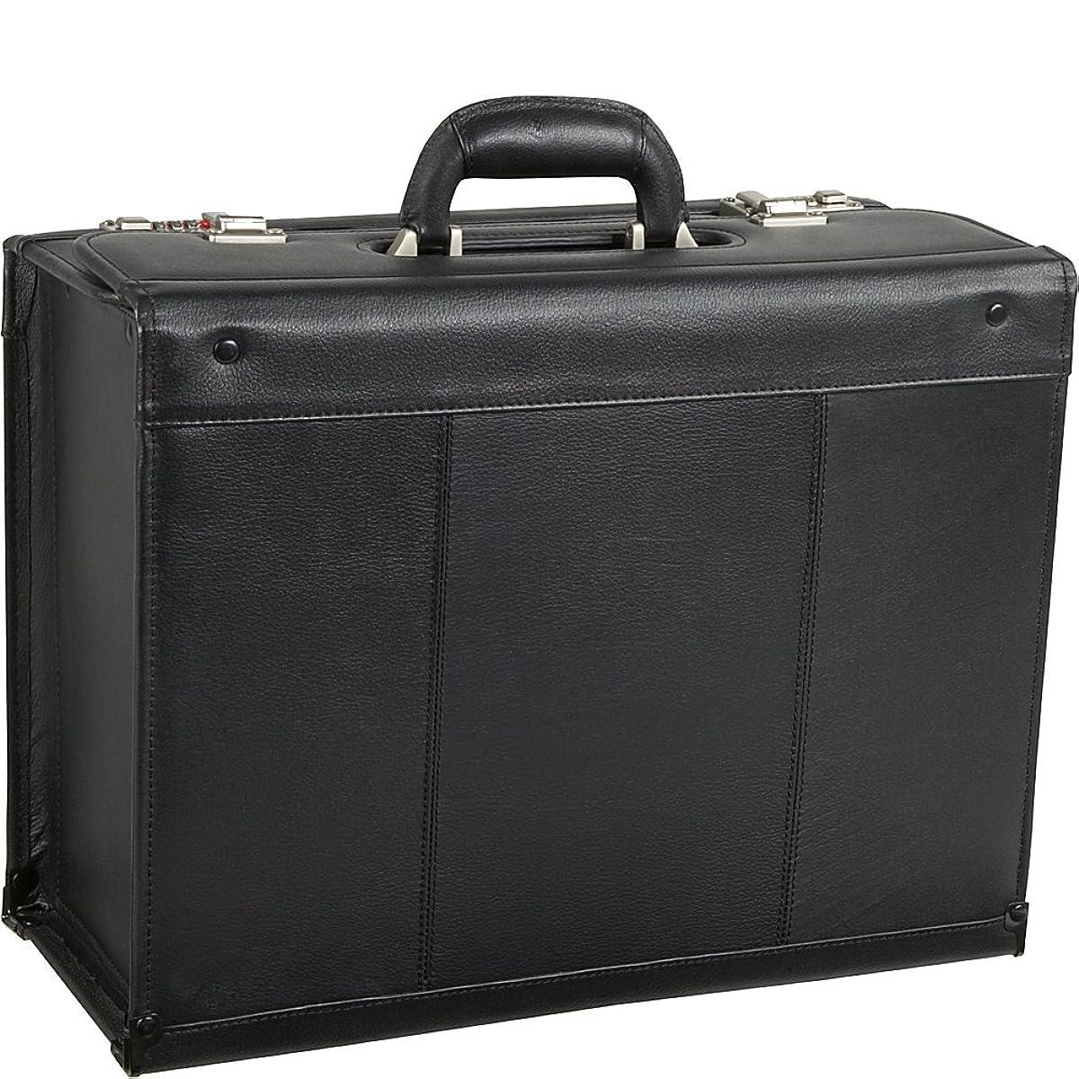Amerileather Leather Pilot Case,Black,US
