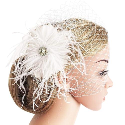 Headdress Wedding Veils Party Halloween Photo Black Lace Veil Hair Accessories