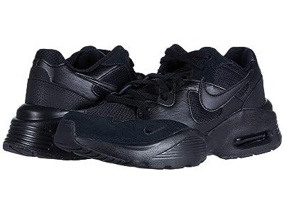 Nike Air Max Fusion (Black/Black/Black) Men