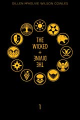 The Wicked + The Divine: Book One Kindle Edition