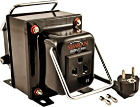 Simran THG-3000T Step Up & Down Voltage Transformer 3000 Watt Converter