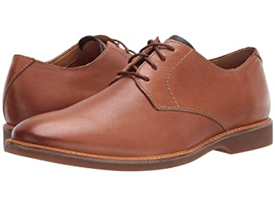 Clarks Atticus Lace (Tan Leather 1) Men