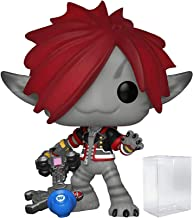 Funko Pop! Disney: Kingdom Hearts 3 - Sora (Monster's Inc.) Vinyl Figure (Includes Pop Box Protector Case)