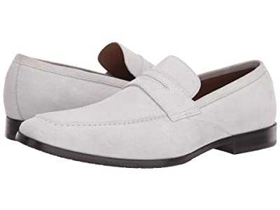 Robert Talbott Nicasio (White Suede) Men