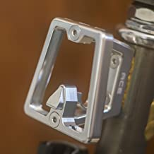 A C E Front Carrier Block For BROMPTON SILVER Super Lightweight Aluminum