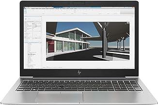 """HP ZBook 15u G6 Workstation Laptop (Intel i7-8565U 4-Core, 16GB RAM, 512GB PCIe SSD, 15.6"""" Full HD (1920x1080), AMD Pro WX..."""
