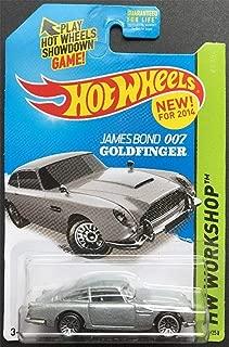 Best goldfinger hot wheels Reviews