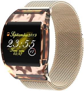 TIANYOU P63 Smart Watch Hombres Mujeres Presión Arterial Monitor de Ritmo Cardíaco Monitor Smart Watch Ip67 a Prueba de Agua Whatsapp Recordar la Moda Reloj Inteligente Reloj Deport