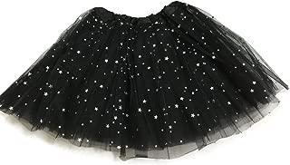 Ballerina Girls Dress-Up Sparkling Stars Sequins Costume Recital Tutu
