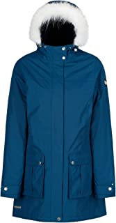 6182477e7cd Regatta Sherlyn Waterproof and Thermoguard Insulated Faux Fur Hooded  Chaqueta, Mujer