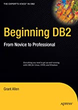 Beginning DB2: From Novice to Professional (Expert's Voice) (English Edition)