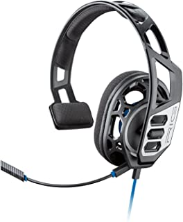 Plantronics Rig 100Hs Gaming Headset for PlayStation4 - Playstation 4, Black, 9.8 x 8.3 x 2.8 inches; 3.84 Ounces