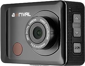 A-Rival AQN6R cámara para Deporte de acción - Cámara Deportiva (1920 x 1080 Pixeles, 1080p, 30 fps, 5 MP, 5,08 cm (2