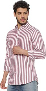 Jack & Jones Men's Printed Slim Fit Formal Shirt