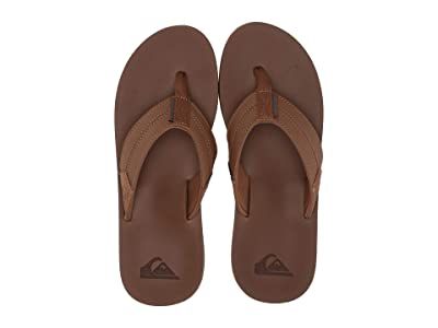 Quiksilver Coastal Oasis II (Tan Solid) Men