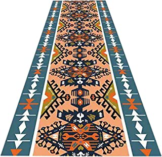 Non-Slip Carpet YANZHEN Hallway Runner Rugs Extra Long Entrance Cushion Water Absorption Soft Noise Reduction Easy to Clea...
