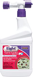Best eight insect control yard and garden Reviews