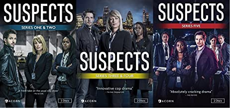 Best suspects series 5 Reviews