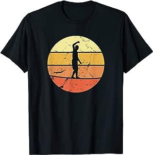Slackline | Vintage Slacklining Outdoor Sport T-Shirt