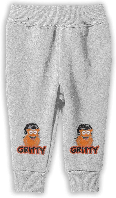 Gritty Broad Street Children's Sweatpants Active Simple Comfort Sweatpants