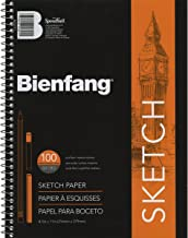 Bienfang Sketch Pad, 8-1/2 by 11-Inch - R237117