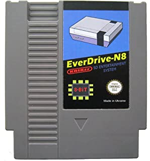 everdrive nes rom set
