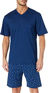 CALIDA Relax Imprint Pyjamaset Kurz Set di Pigiama Uomo