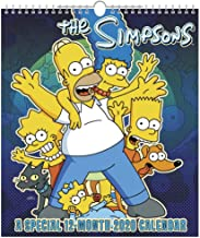 Day Dream Calendars 2020 The Simpsons Wall Calendar, Special Edition (DDSE952820)