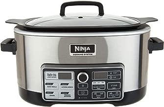 Ninja CS970QSS 4 in 1 6 Qt. Accutemp Slow Cooking System (Renewed)