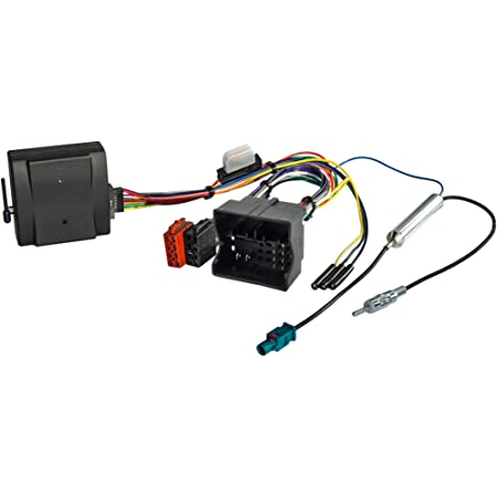 Radioadapter Can Bus Interface Für Seat Skoda Vw Ab Elektronik
