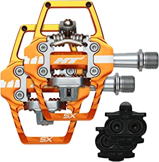 HT T1-SX Clipless Pedal: 9/16