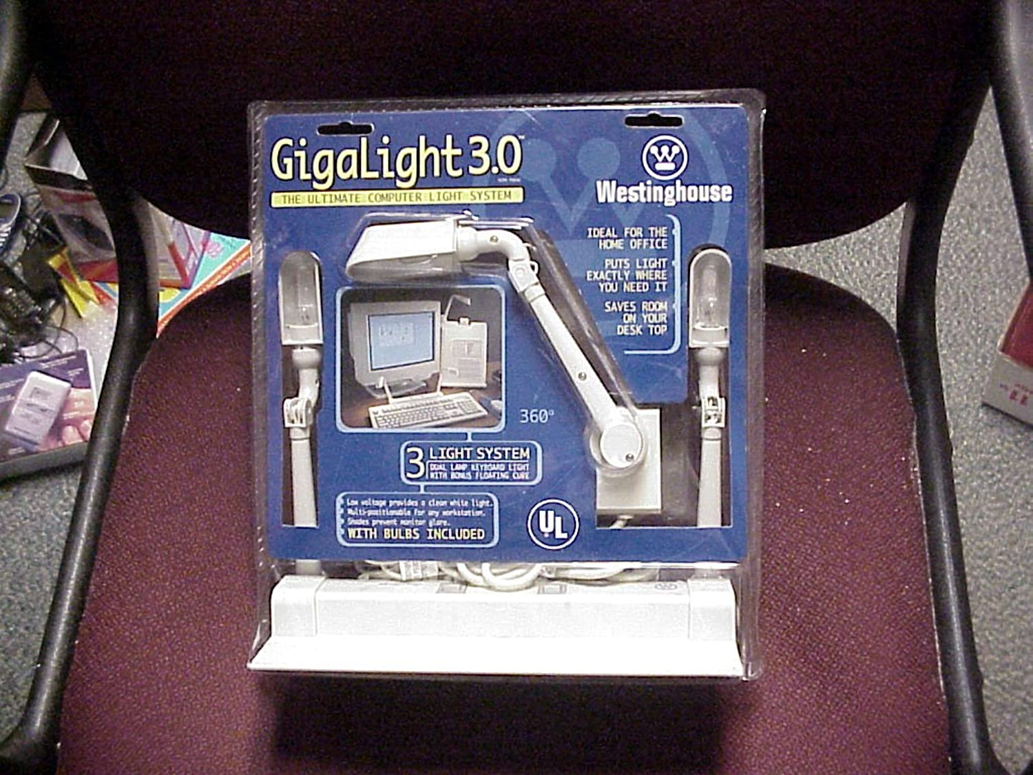 GigaLight 3.0 The Ultimate Computer Light System
