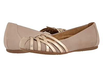 SoftWalk St. Lucia (Taupe/Rose Gold) Women