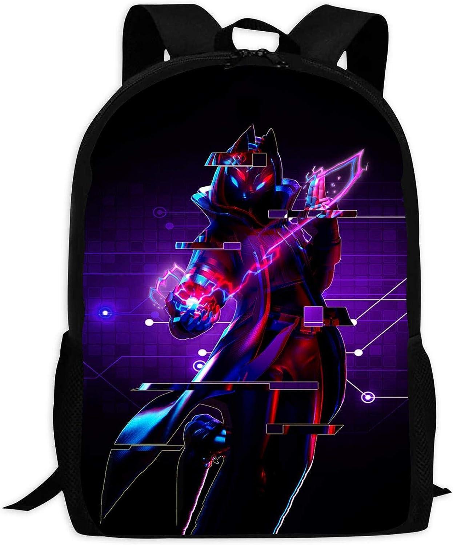 Fortnite 新作 大人気 Backpack Large 注文後の変更キャンセル返品 Size School Bag Casual Daypacks Lightwei