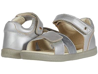 Bobux Kids I-Walk Sail (Toddler) (Silver 1) Girls Shoes