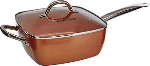 Copper Cook Square Pan 4 in 1 set