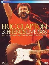 Clapton, Eric - Eric Clapton & Friends Live 1986 [DVD]