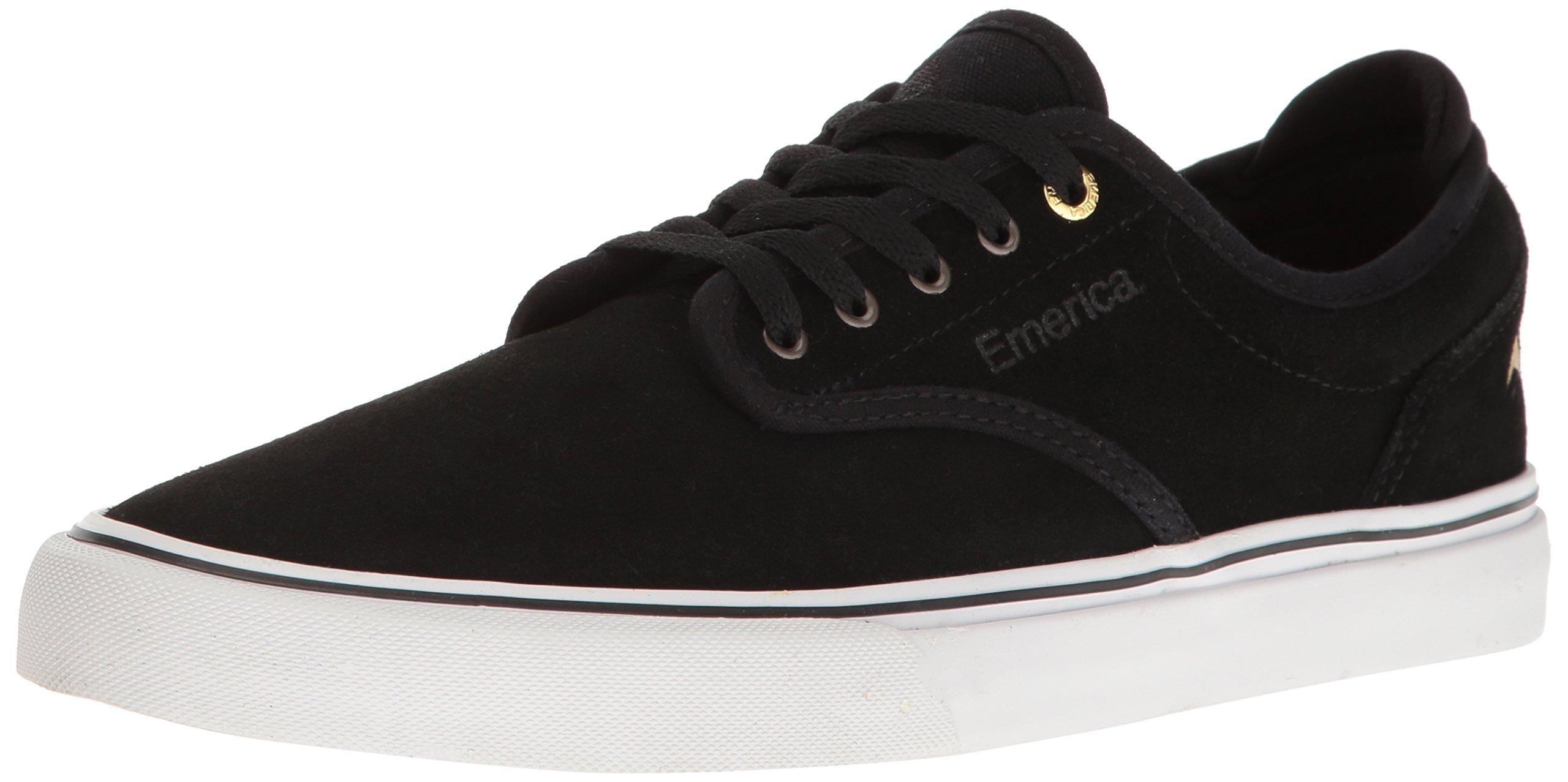 Emerica G6 Skateboarding Black White