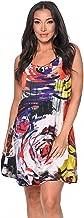 Isle Apparel by Melis Kozan Reversible Tank Dress