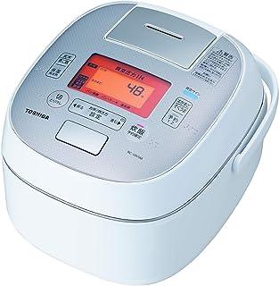 東芝 炊飯器 5.5合 真空圧力IHジャー炊飯器 圧力+真空 合わせ炊き グランホワイト RC-10VSM-W