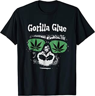 gorilla glue shirt