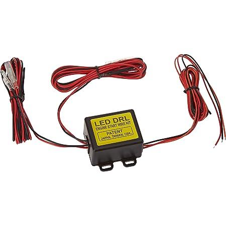 Autostyle Sy Sj271ew Kabelsatz Für Automatische Lichtschaltung Tagfahrleuchten Tfl Direkt Auf Der Batterie Auto