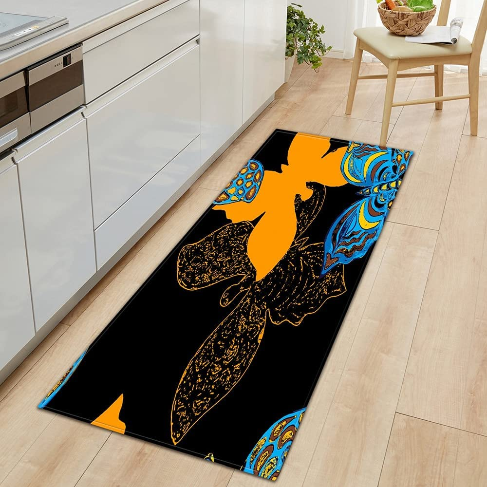 latest OPLJ Door Mat Entrance Kitchen Home Decorations Car Dedication Carpet Floor